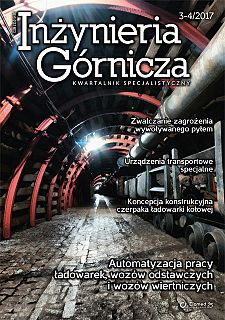 Inżynieria Górnicza wydanie nr 3-4/2017