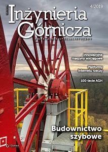 Inżynieria Górnicza wydanie nr 4/2019