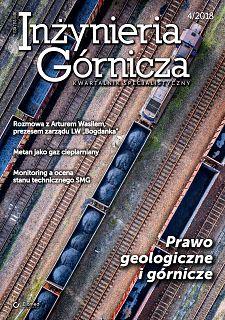 Inżynieria Górnicza wydanie nr 4/2018