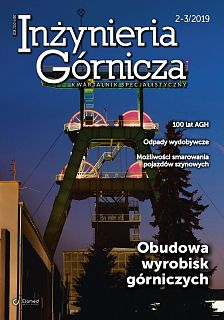 Inżynieria Górnicza wydanie nr 2-3/2019