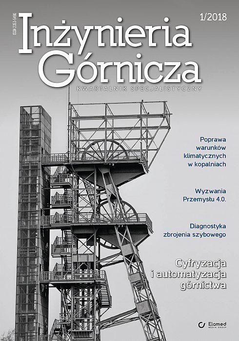 Inżynieria Górnicza wydanie nr 1/2018