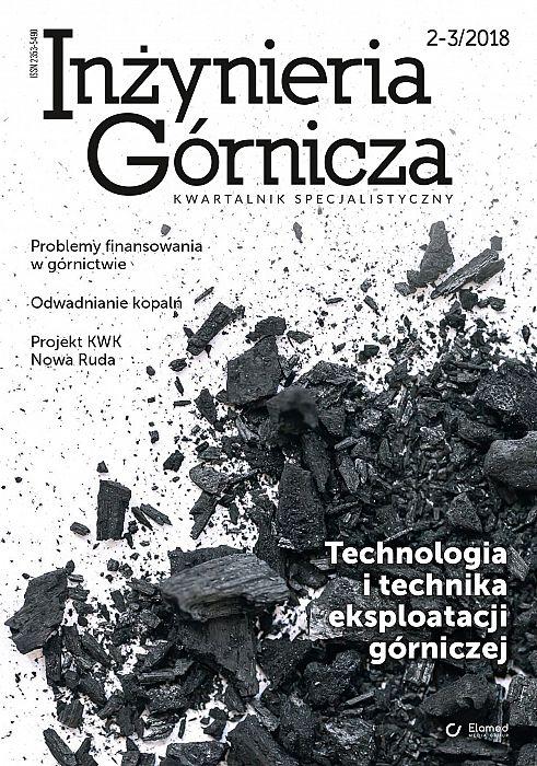 Inżynieria Górnicza wydanie nr 2-3/2018