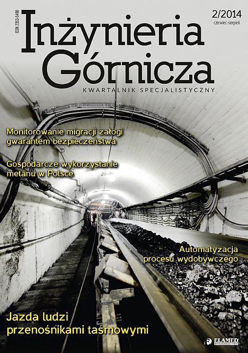 Inżynieria Górnicza wydanie nr 2/2014