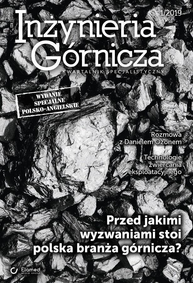Inżynieria Górnicza wydanie nr 1/2019
